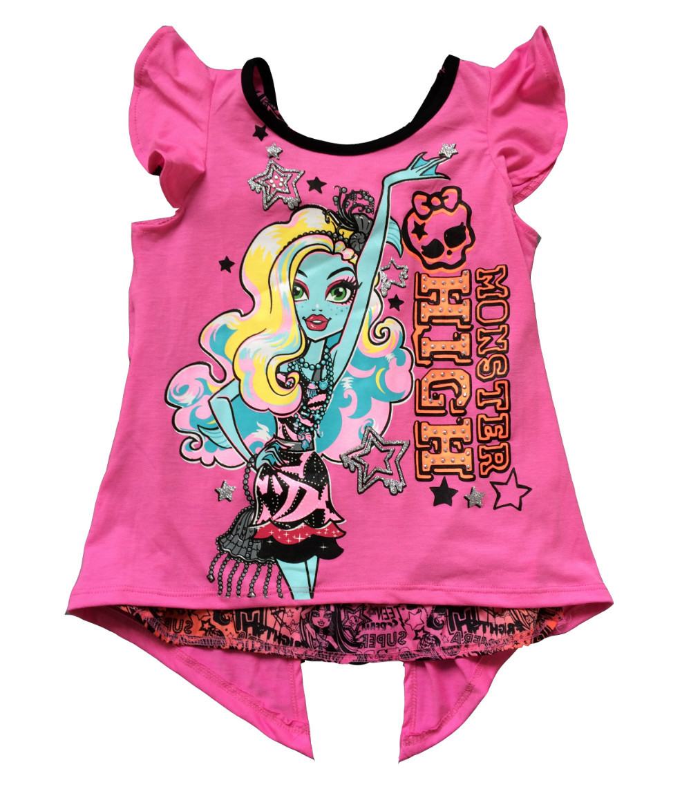 Halloween Monster High Long Sleeve Girl's T-Shirt. Komar Kids Monster High Little & Big Girls Nightgown. by Komar Kids. $ - $ $ 14 $ 21 99 Prime. FREE Shipping on eligible orders. Some sizes/colors are Prime eligible. 5 out of 5 stars 2.