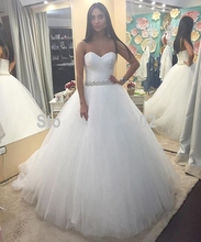 Buy Ball Gown Wedding Dresses China Sweetheart Wedding Gowns Weeding Weding Bridal Bride Dresses Weddingdress robe de mariage for $149.40 in AliExpress store