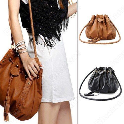 Leather Ladies Shoulder Bag 54