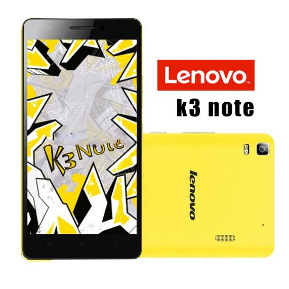 "Original Lenovo K3 Note K50-T5 4G LTE Mobile Phone MTK6752 Octa Core 5.5"" 1920x1080P Android 5.0 Lollipop 2G RAM 13MP Dual SIM()"