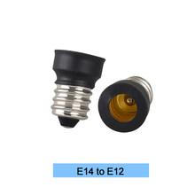 Ampoule Led Base de lampe Conversion E14 à E27 support convertisseur douille E27 à 2E27 adaptateur GU10 G9 B22 E27 E14 E12 matériau ignifuge()