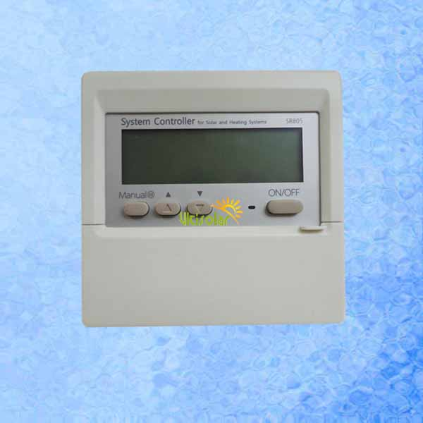 SR805 Remote Controller and Display with 4meters wire for SR981S SR982S SR961S SR962S SR971S SR972S Solar Workstation(China (Mainland))