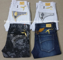 2015 Men new robin jeans, high-quality leisure fashion men's jeans, robin in Europe and America brand jeans(China (Mainland))