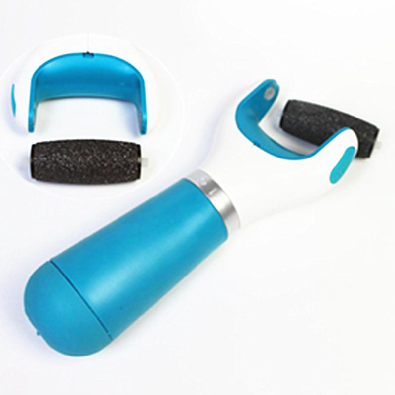 Гаджет  1 Pcs High Quality Rechargeable Electric Callus Remover Grinding Pedicure Kit Feet Care File Exfoiliator Heel Cuticles Remover None Красота и здоровье