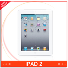 2015 hot sale original Apple iPad 2 iOS  Dual CameraCapacitive touch screen , multi-point touch refurbishes free shipping!
