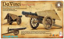 Nuevo Leonardo Da Vinci máquinas Springarde máquina #18142 academia modelo de educación