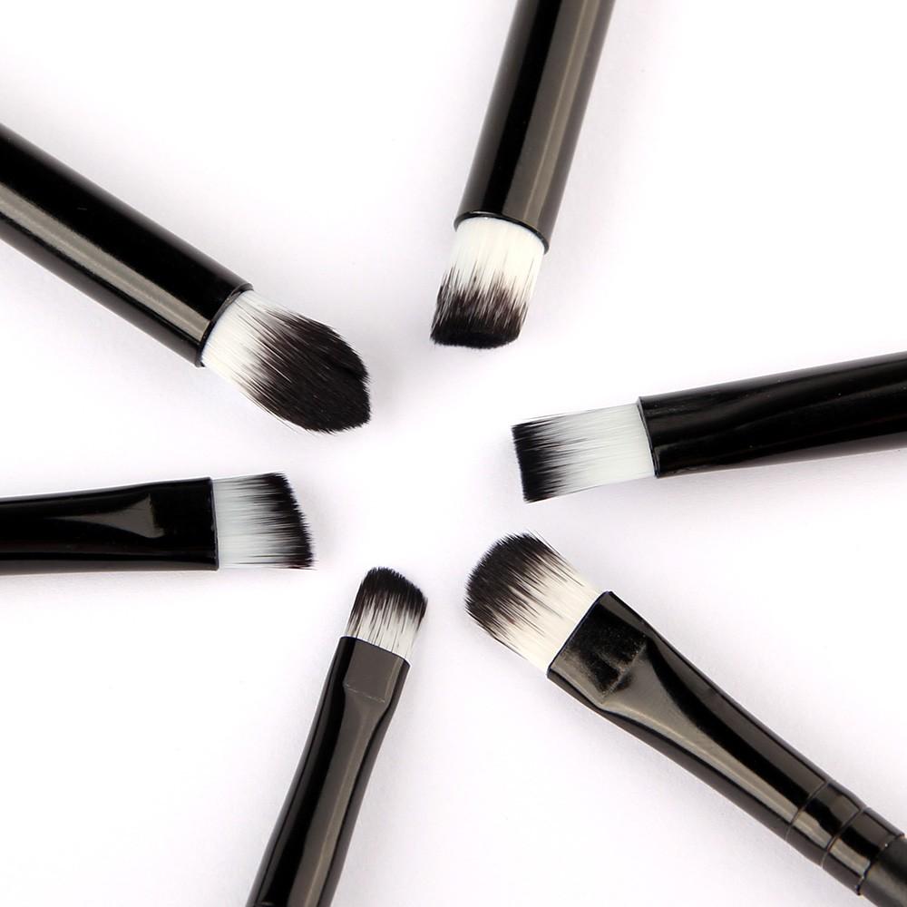 Professional 6 Pcs Makeup Brush Set Tools (7)