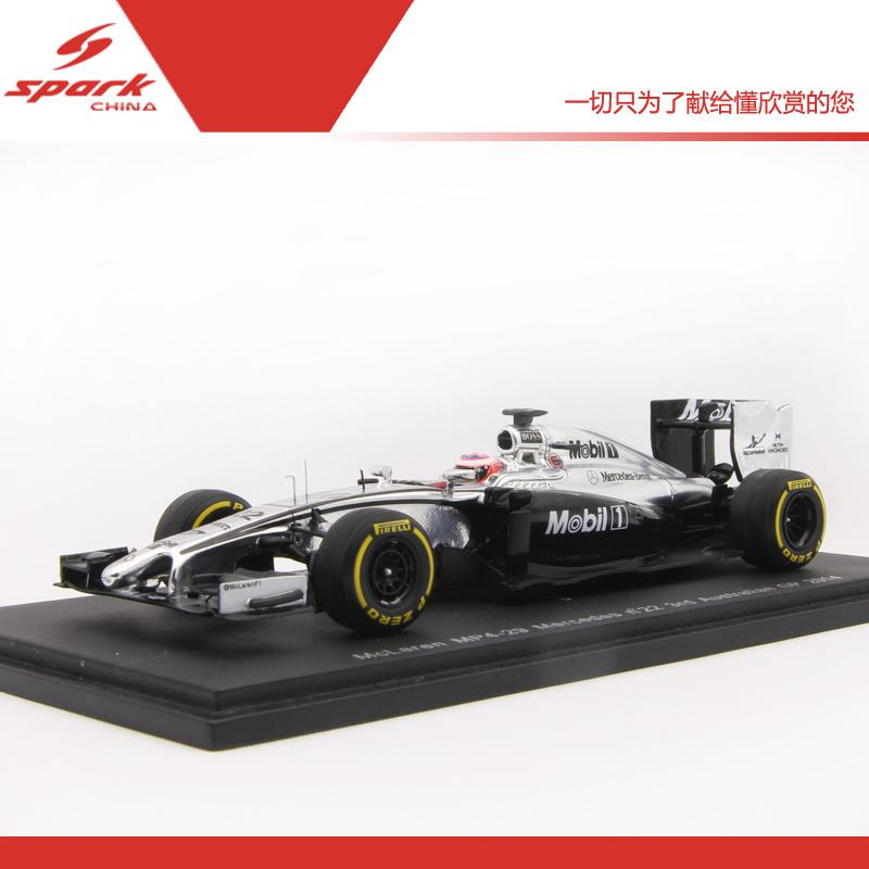 model car 1/43 S3074 Mclaren MP4-29 # 22 Australian GP 2014(China (Mainland))