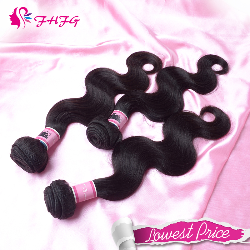 Full Cuticle Peruvian Virgin Hair Body Wave Water Wave Unprocessed Virgin Hair Bundle Deals Peruvian Cheap Human Hair Extensions(China (Mainland))