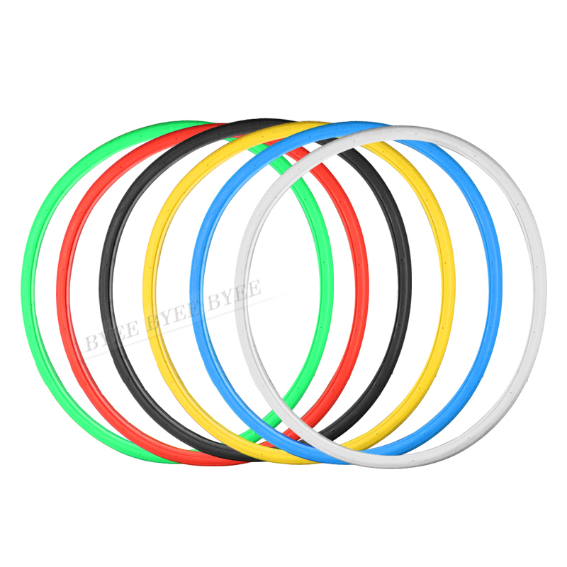 1PC 6 Solid Colors Tire 700x23C Road Bike Free GasTires Bike Tire Race Bicycle Pneumatic Explosion proof(China (Mainland))