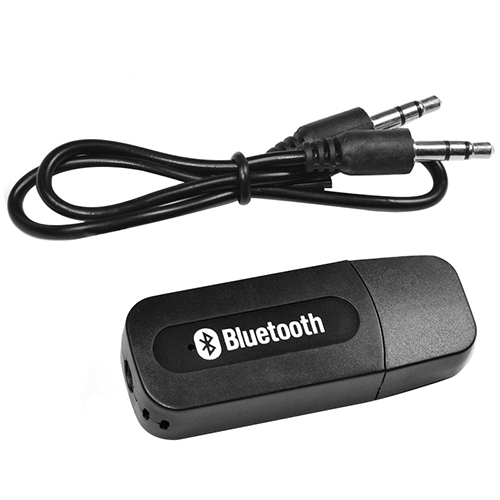 Good Reputation 3.5mm USB Bluetooth Wireless Stereo Audio Music Receiver Phone Adapter