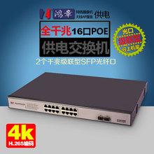 Hongmark Quanqian MB 16 full powered POE switch network camera and wireless power supply AP(China (Mainland))
