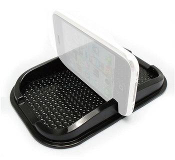 New Car Non-slip Mat Anti-slip Dashboard Sticky Phone Pad Skid Proof Black  Q0097A  Alishow
