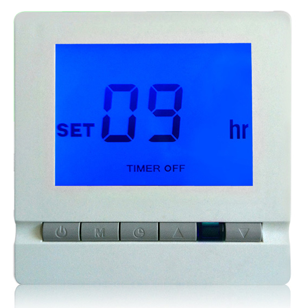 BYC03 Wireless Heating Thermostat with Remote Control LCD Temperature Controller Thermometer sensor Meter termometro digitale(China (Mainland))