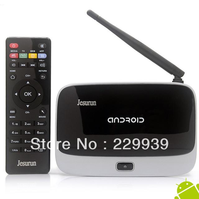 Jesurun DX05 Quad core RK3188 2G 8G TV BOX Mini pc set top box Android 4.2 rk3188 mk888 cs918 Google TV Player