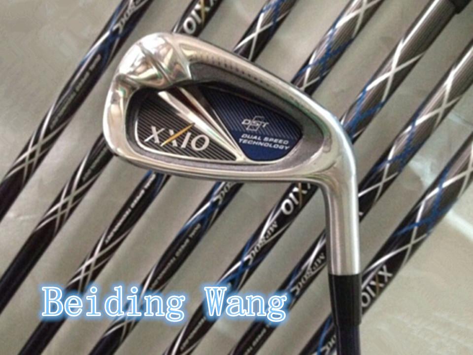 клюшка для гольфа GOLF IRONS XXI08 #4, 5, 6, 7, 8, 9, P, s MP 800 r Flex XX10 MP800 XX10 MP800 Irons клюшка для гольфа for big bertha udesign 3g 5 7 9 11g 13g 15g golf weights