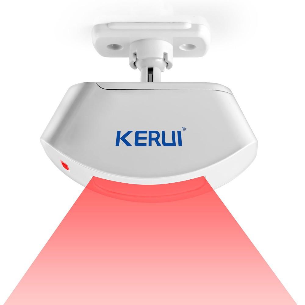 2015 NEW Wireless Passive infrared Detector Curtain Sensor PIR Detector Burglar Alarm System ceiling Sensor IR Detector(China (Mainland))
