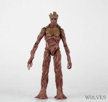 Hot Toys Guardians of the Galaxy Groot PVC Action Figure Collectible Model Toy 21cm