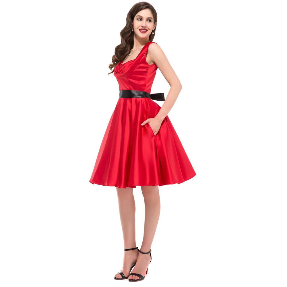 vestidos vintage de fiesta 2016