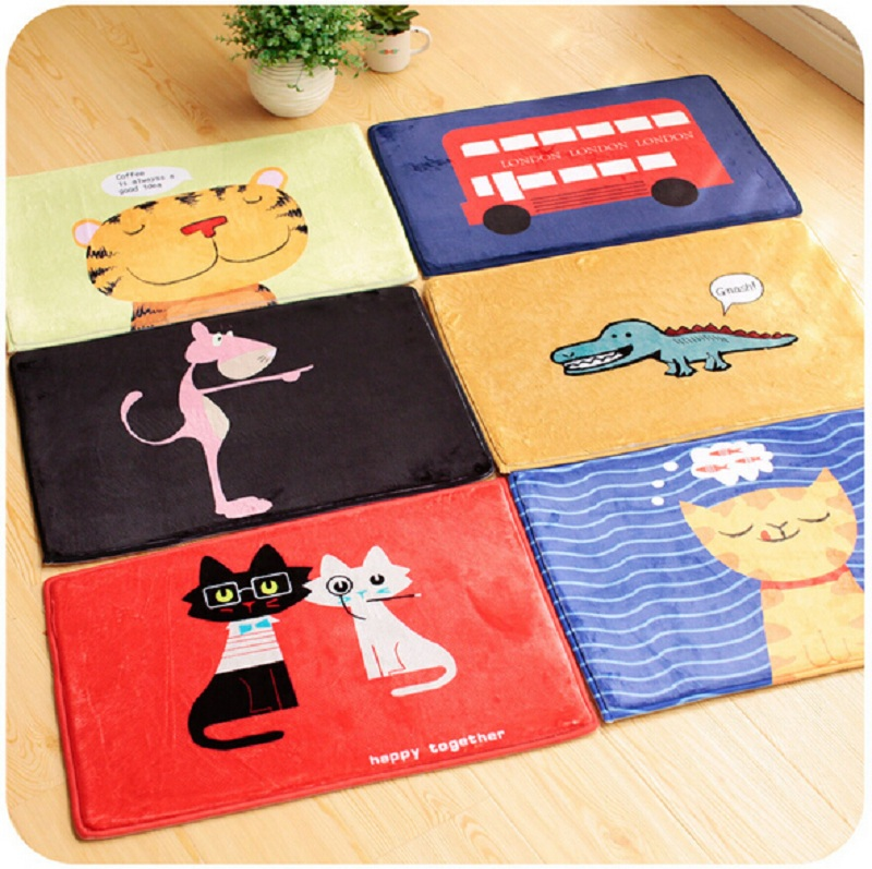 Popular cute bath rugs buy cheap cute bath rugs lots from for Cute rugs for cheap