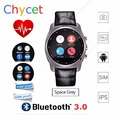 A8 Heart Rate Bluetooth IP66 Waterproof Smart Watches Wristwatch Sim Card Health Pedometer Temperature Sensor For