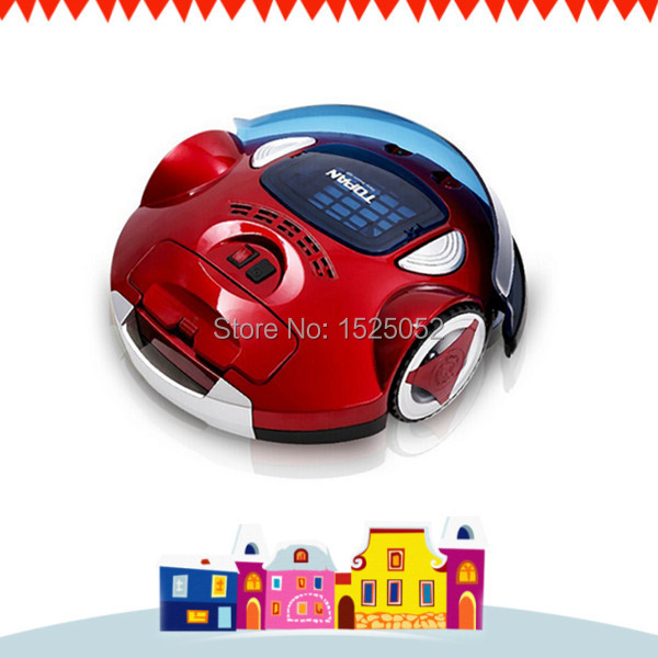 Imported electric sweeper sweeper automatic intelligent robot vacuum cleaner mopping robot Mute home(China (Mainland))
