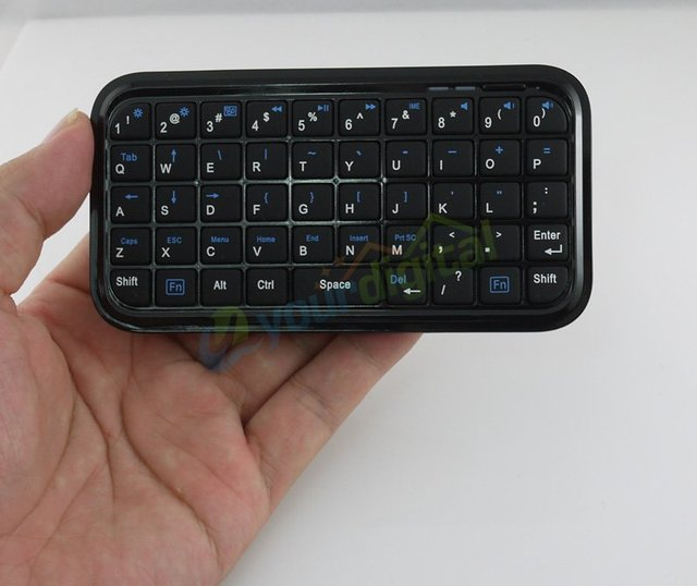 Free shipping - Mini bluetooth 3.0 keyboard for MID/Tablet PC/Smart Phone/HTPC/Google TV new product 2012