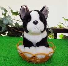 Plush Dog Doll Kids Toys Simulation Bulldog Baby Gift Stuffed Animals Toy Store