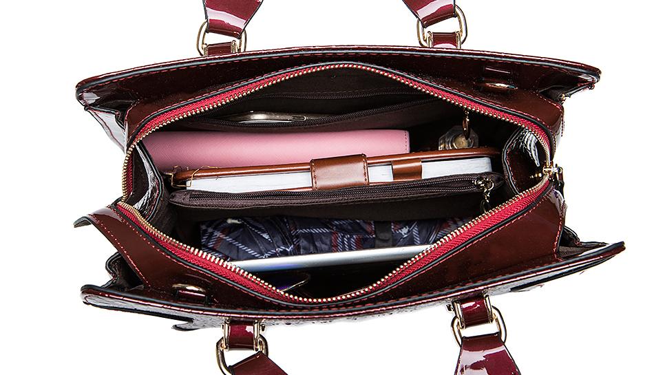 Genuine Leather Bag 2016 Women Leather Handbag Dollar Price Famous Designer Brand Luxury Women Messenger Bag Vintage Tote Bolsas