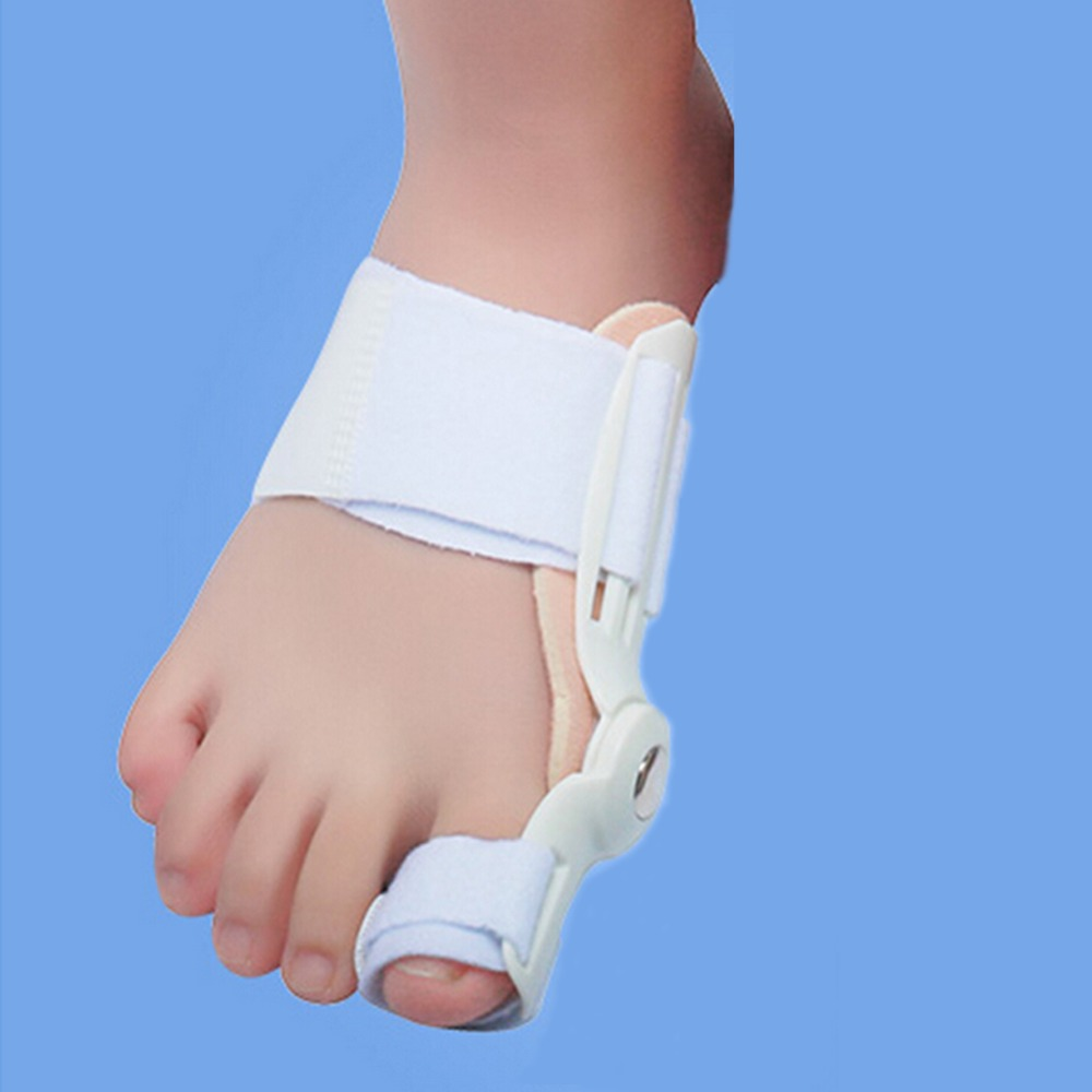 Sale -New Big Toe Bunion Splint Straightener Corrector Right Left Foot Pain Relief Hallux Valgus Unisex - Easy-shopping store