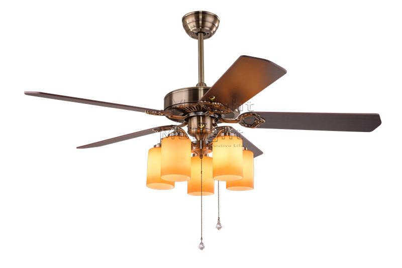 Compra ventiladores de techo de madera online al por mayor - Ventiladores de techo para ninos ...