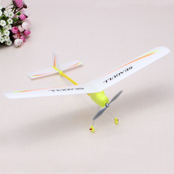 Freeshipping DIY Assembly Electricity Airplane Model Toys Electric Aircraft For Kids Gifts(China (Mainland))