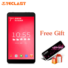 Free Gift Teclast A78T 7 inch tablet PC Durable Rockchip RK3126 Quad Core 1024*600 Screen Android 4.4 WIFI support(China (Mainland))