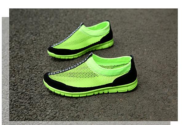 2014 NEW Fashion Women Sneakers, Cheap Walking Men's flats Shoes men breathable Sports Running - jack cc's store