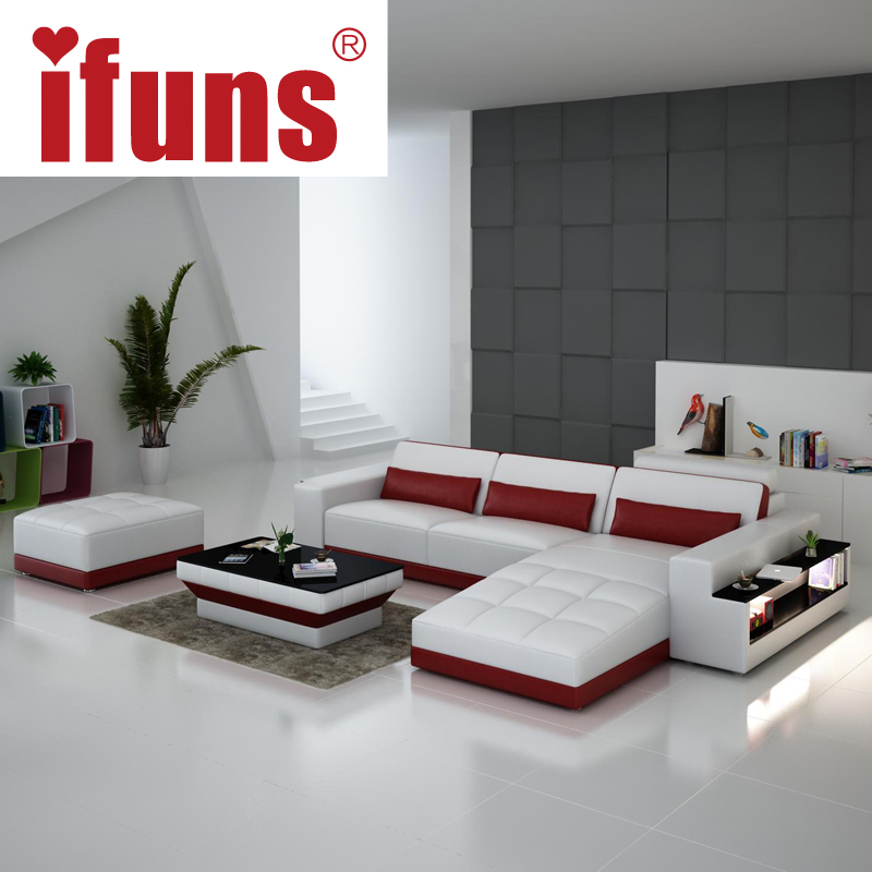 sofa de couro,fabric sofa in living room sofas,small sectional sofas ...