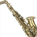 11 11 New Selmer Professional Gold Eb Alto Sax Saxophone with Accessories High Quality Green Drawing