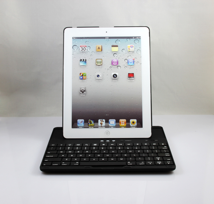 Clamshell Ipad 2 Case Keyboard Case For Ipad 2 3