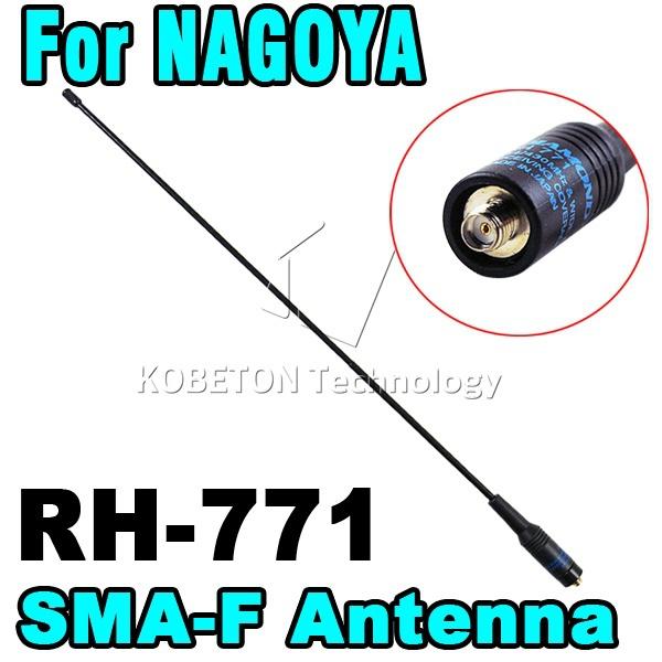 2014 Diamond RH-771 Handheld SMA Female Antenna SMA-Female SMA-F Dual Band Antenna 144/430MHZ VHF/UHF for Baofeng UV-5R UV-B5(China (Mainland))