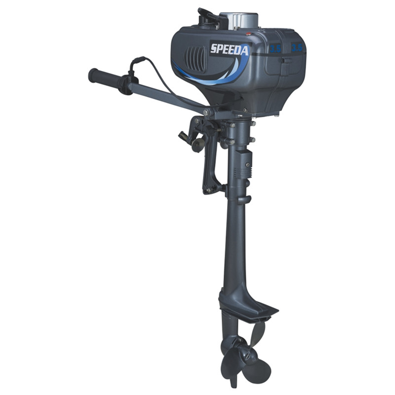Outboard Motor 2 Stroke 2 5kw Output Small Fishing