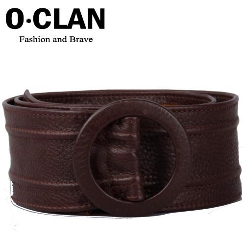 OLDCLAN  Free Shipping wholesale- genuine Sheep Leather Lady waist belt + 2011 fashion designer hot selling belts FGB04060