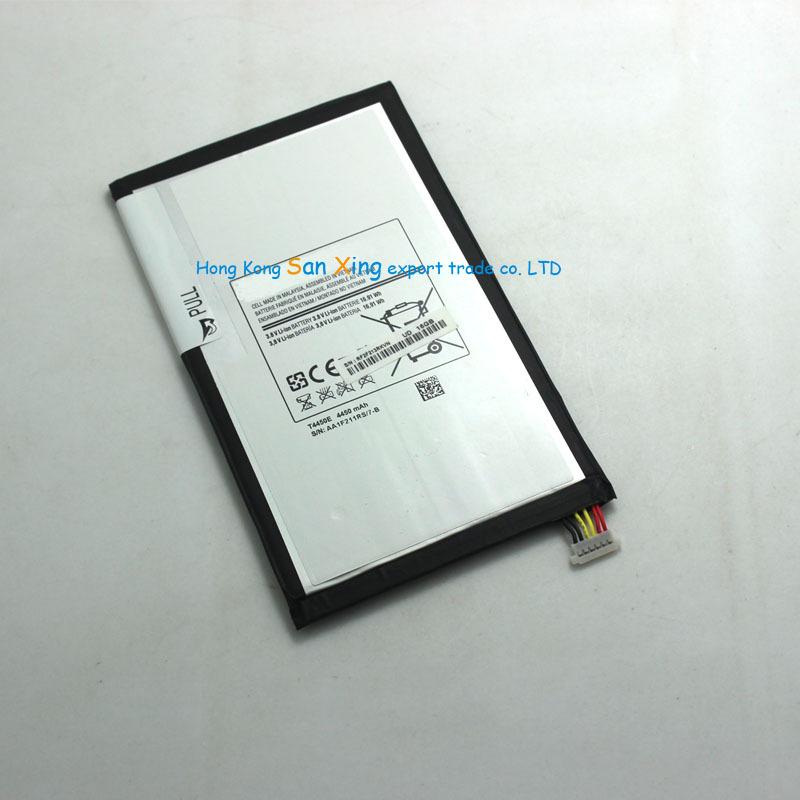 Гаджет  Original mobile phone battery for Samsung Galaxy Tab 3 8.0 T310 T311 T315 T4450E  Batteries 3.8V 16.91WH  None Электротехническое оборудование и материалы