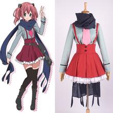 Buy Anime Chuunibyou Demo Koi ga Shitai Cosplay Costumes Shichimiya Satone Uniforms Suit Halloween Party Dress for $59.50 in AliExpress store