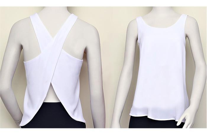 Женский топ Vest 2015 T s/4xl 001