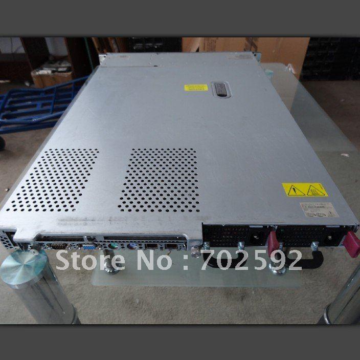 Original DL360G5 server L5420*2/ 8G memory/73G*3/ RAID5
