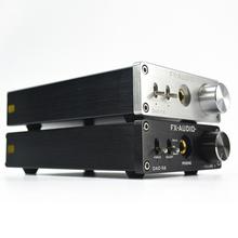 Fx-Audio Feixiang DAC-X6 Fever HiFi Amp USB Fiber Coaxial Digital Audio Decoder DAC 24BIT/192 12V Amplifiers Home Amp(China (Mainland))
