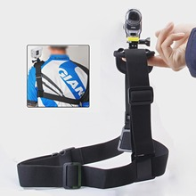 5 in 1 Outdoor Sports Accessories Bundle Kit for Sony Action Cam Head Chest Strap