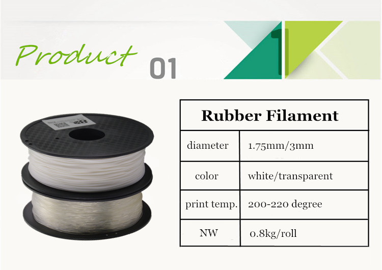 rubber filament detail 1