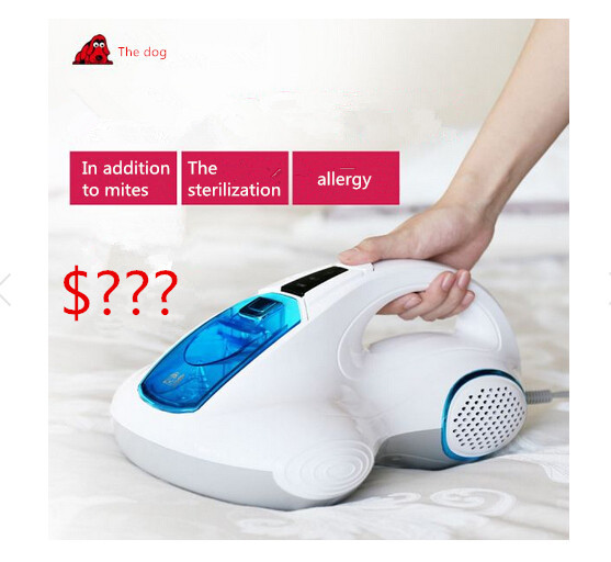 1 PCS Vacuum Cleaner Bed Home Mites Collector UV Acarus Killing Vacuum Cleaner for Home Mattress Mites-Killing D-601(China (Mainland))