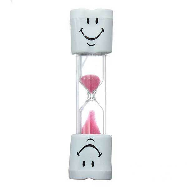 Bartooville Childrens Kids Toothbrush Timer 2 mins Smile Sand Tooth Brushing Timer(China (Mainland))