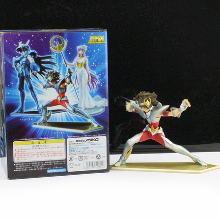 5Pcs/lot Anime Cartoon Solid PVC Saint Seiya Action Figures Toys Model Collection With Box Free Shipping<br><br>Aliexpress